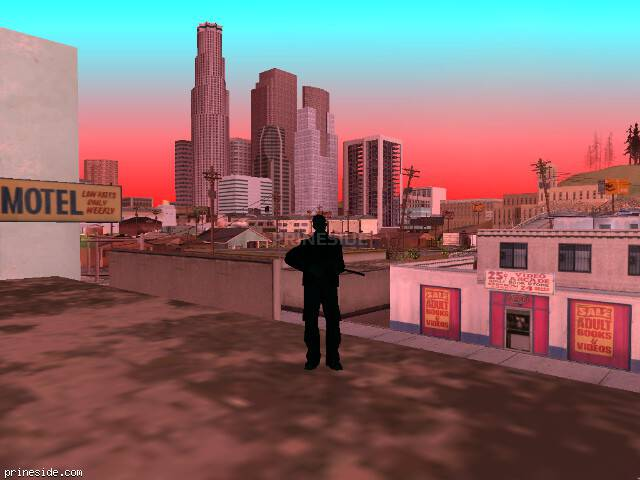 GTA San Andreas weather ID 763 at 10 hours