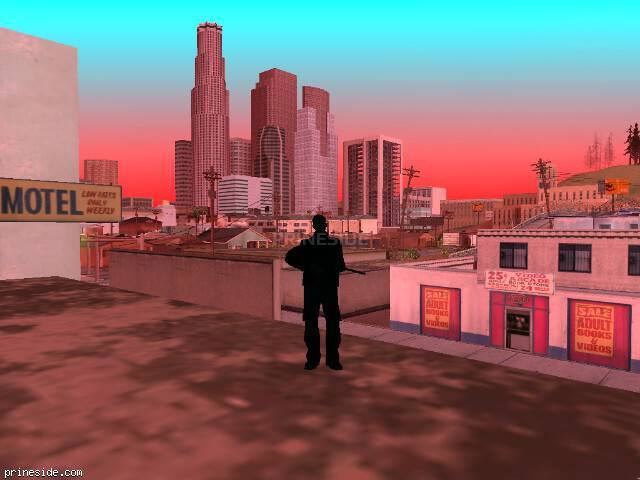 GTA San Andreas weather ID 251 at 12 hours