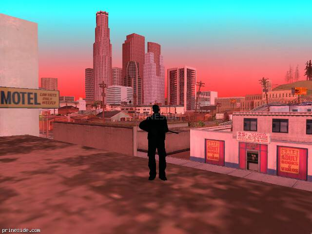 GTA San Andreas weather ID 507 at 14 hours