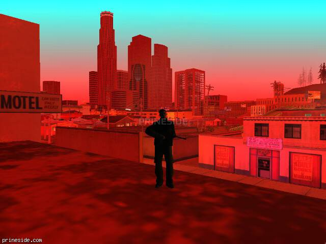 GTA San Andreas weather ID 251 at 6 hours