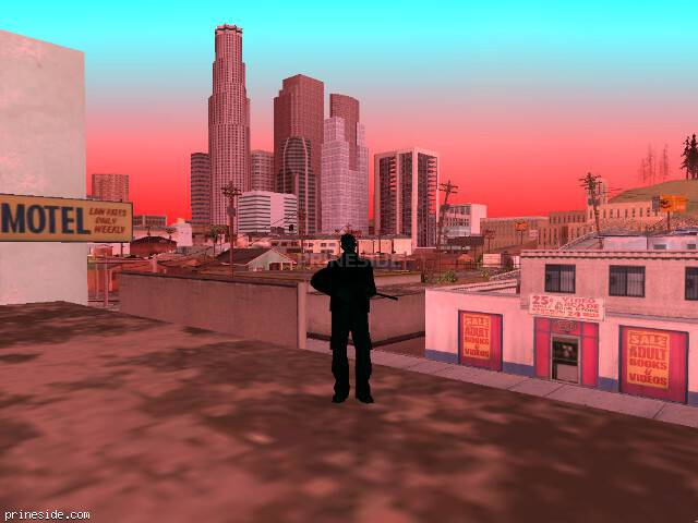 GTA San Andreas weather ID -261 at 9 hours