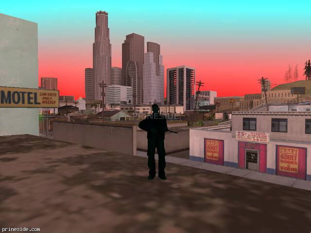 GTA San Andreas weather ID 252 at 12 hours