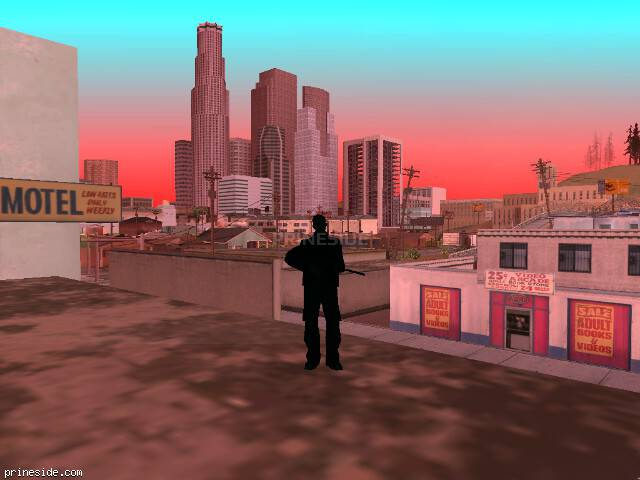 GTA San Andreas weather ID 252 at 9 hours