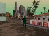 GTA San Andreas weather ID 254 at 10 hours