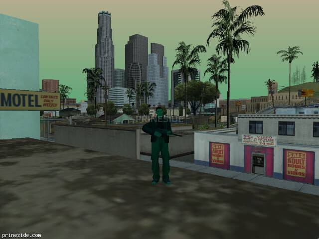 GTA San Andreas weather ID 254 at 12 hours