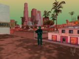 GTA San Andreas weather ID 254 at 13 hours