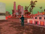 GTA San Andreas weather ID 254 at 14 hours