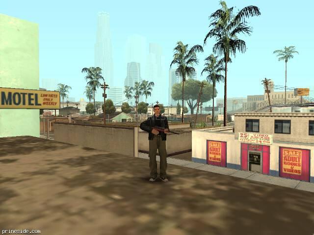 Просмотр погоды GTA San Andreas с ID 26 в 10 часов
