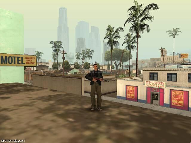 Просмотр погоды GTA San Andreas с ID 26 в 14 часов