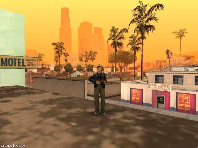Просмотр погоды GTA San Andreas с ID 26 в 20 часов