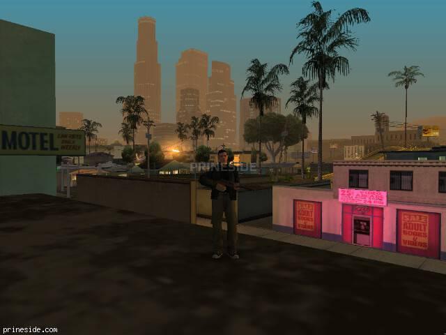 Просмотр погоды GTA San Andreas с ID 26 в 2 часов