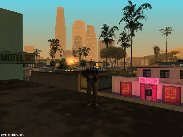GTA San Andreas weather ID 26 at 3 hours