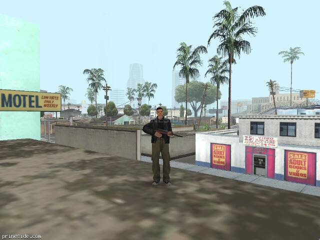 GTA San Andreas weather ID 27 at 11 hours