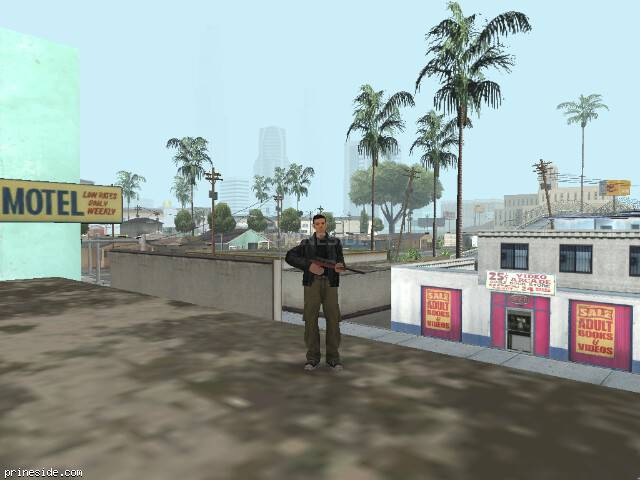 GTA San Andreas weather ID 27 at 12 hours