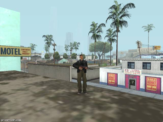 GTA San Andreas weather ID 27 at 13 hours