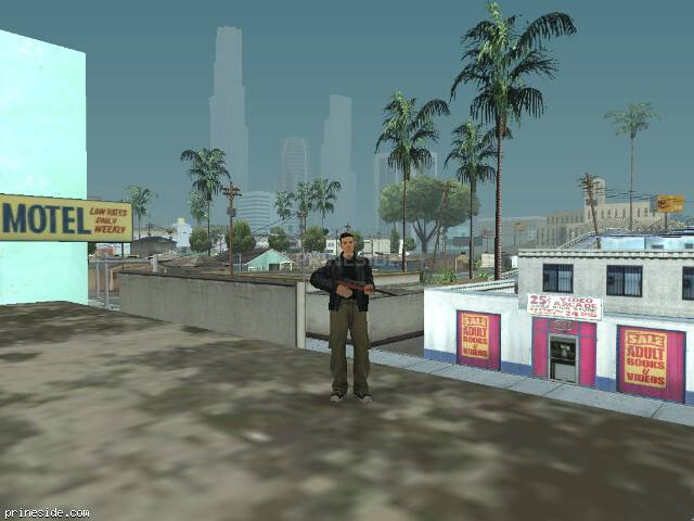 GTA San Andreas weather ID 27 at 18 hours