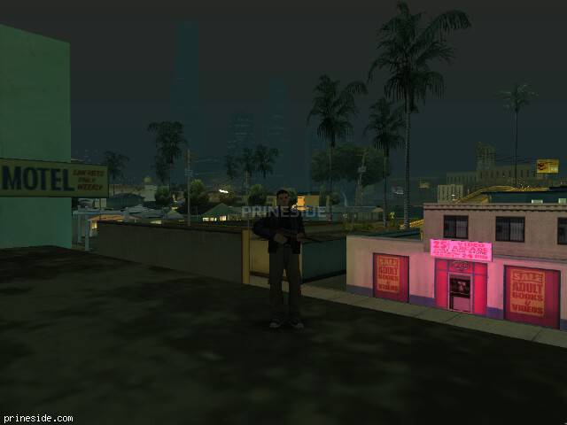 GTA San Andreas weather ID 27 at 5 hours