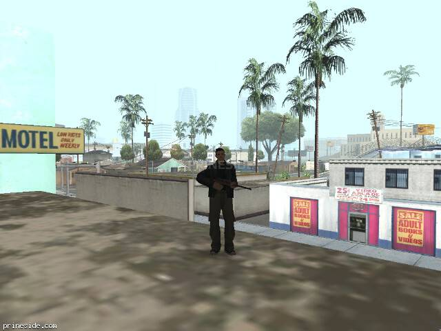 GTA San Andreas weather ID 27 at 7 hours