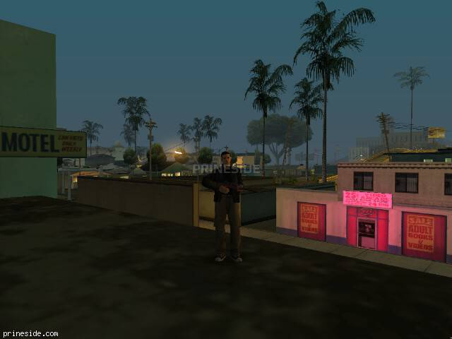 GTA San Andreas weather ID 28 at 1 hours