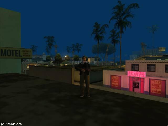 Просмотр погоды GTA San Andreas с ID 29 в 0 часов