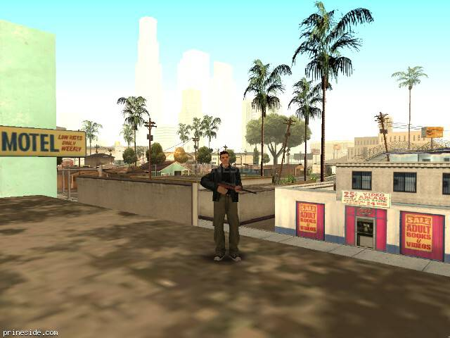 GTA San Andreas weather ID 3 at 10 hours