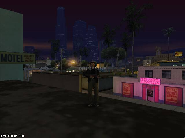 GTA San Andreas weather ID 3 at 1 hours