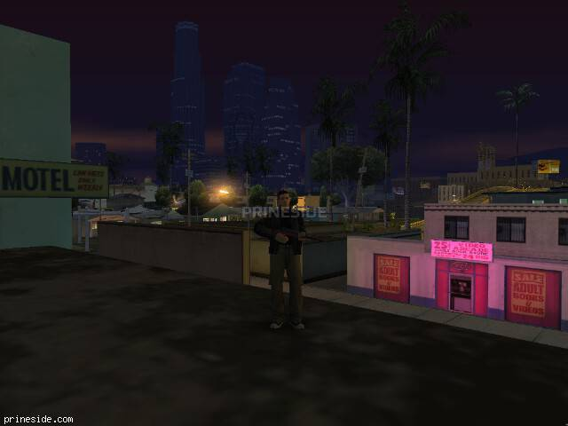 GTA San Andreas weather ID 3 at 2 hours