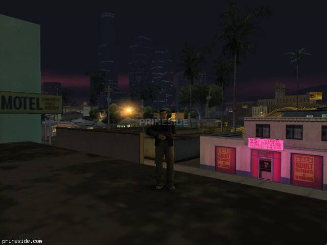 GTA San Andreas weather ID 3 at 5 hours