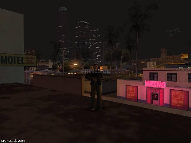 Просмотр погоды GTA San Andreas с ID 30 в 0 часов