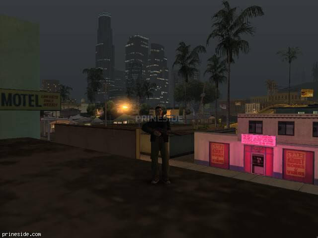 Просмотр погоды GTA San Andreas с ID 30 в 4 часов