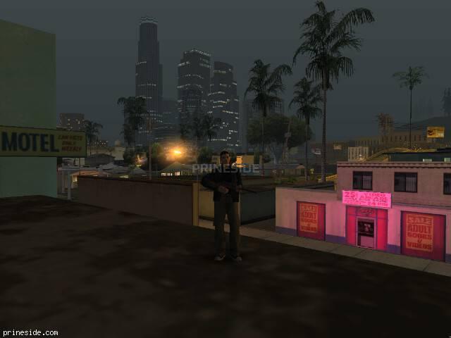 Просмотр погоды GTA San Andreas с ID 30 в 5 часов