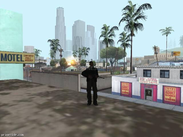 Просмотр погоды GTA San Andreas с ID 30 в 7 часов