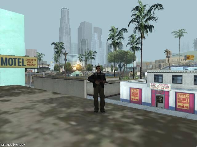 Просмотр погоды GTA San Andreas с ID 30 в 9 часов