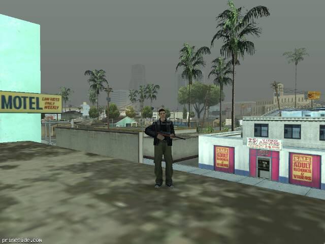 Просмотр погоды GTA San Andreas с ID 31 в 10 часов