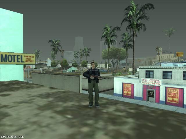 Просмотр погоды GTA San Andreas с ID -225 в 18 часов