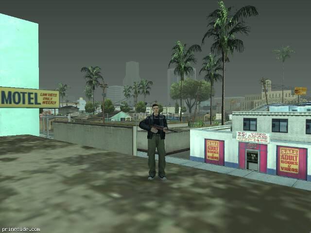 Просмотр погоды GTA San Andreas с ID 31 в 19 часов