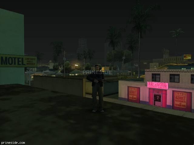 Просмотр погоды GTA San Andreas с ID 31 в 2 часов