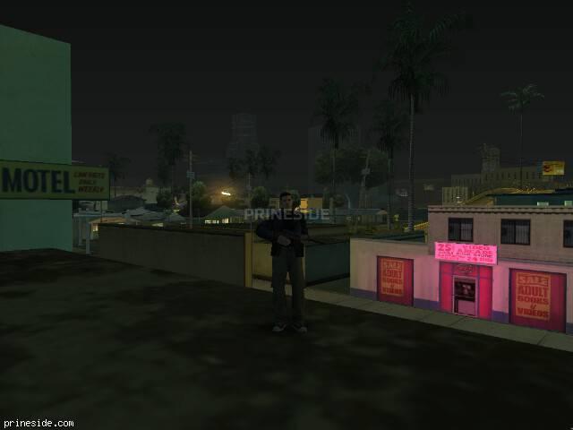 Просмотр погоды GTA San Andreas с ID -225 в 3 часов