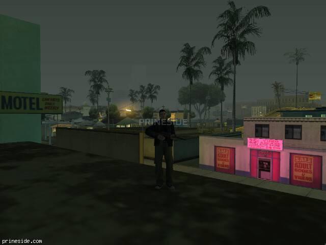 Просмотр погоды GTA San Andreas с ID -225 в 6 часов