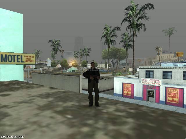Просмотр погоды GTA San Andreas с ID -225 в 7 часов