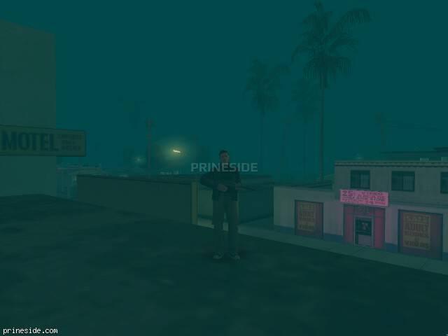 Просмотр погоды GTA San Andreas с ID 32 в 0 часов