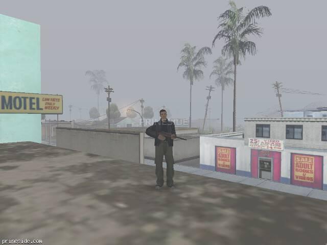 Просмотр погоды GTA San Andreas с ID 32 в 11 часов