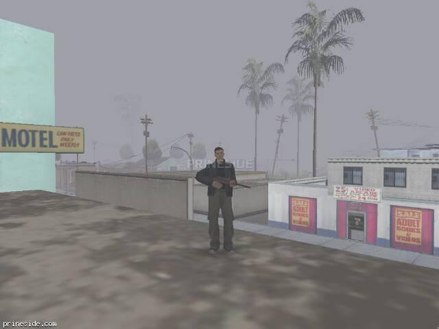 Просмотр погоды GTA San Andreas с ID -224 в 12 часов