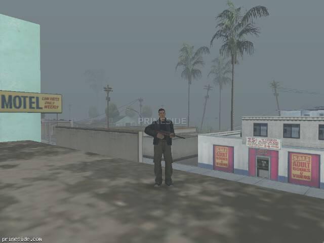 Просмотр погоды GTA San Andreas с ID 32 в 15 часов