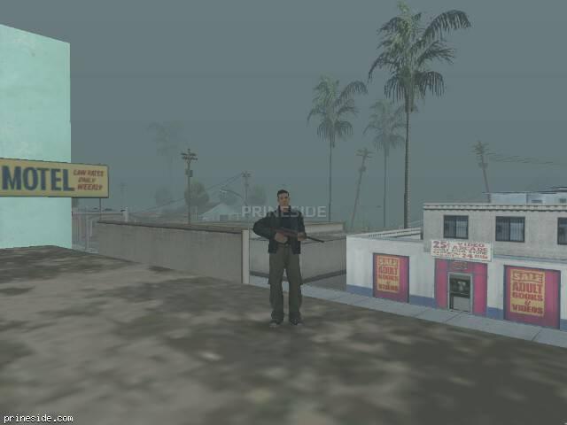 Просмотр погоды GTA San Andreas с ID 32 в 16 часов