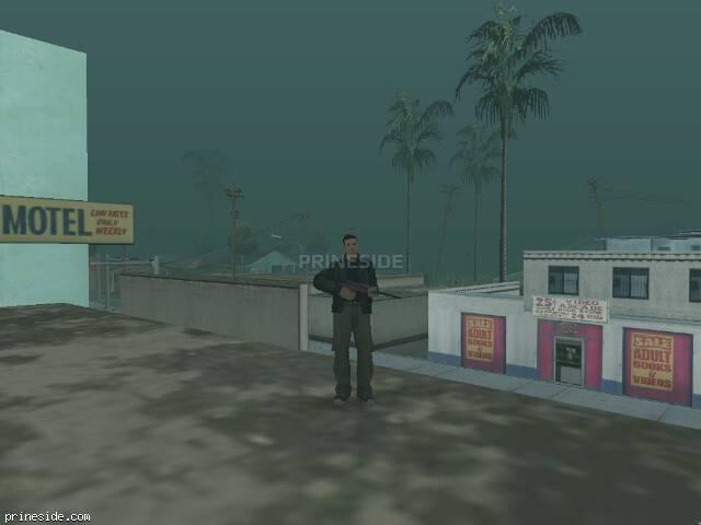 Просмотр погоды GTA San Andreas с ID 32 в 19 часов