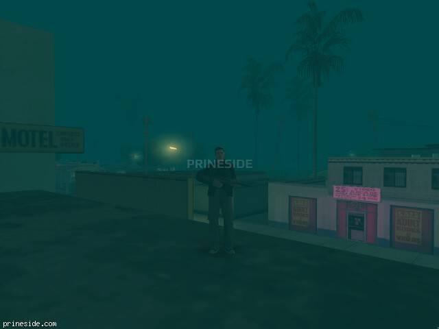Просмотр погоды GTA San Andreas с ID 32 в 1 часов