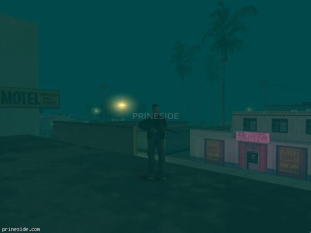 Просмотр погоды GTA San Andreas с ID 32 в 4 часов