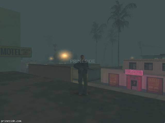 Просмотр погоды GTA San Andreas с ID 32 в 6 часов