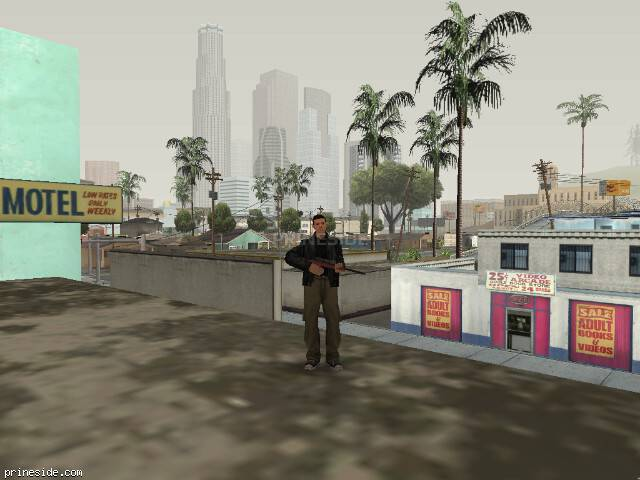 GTA San Andreas weather ID 35 at 13 hours